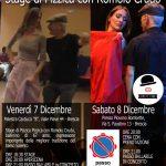 Il volantino dello Stage di Pizzica a Brescia