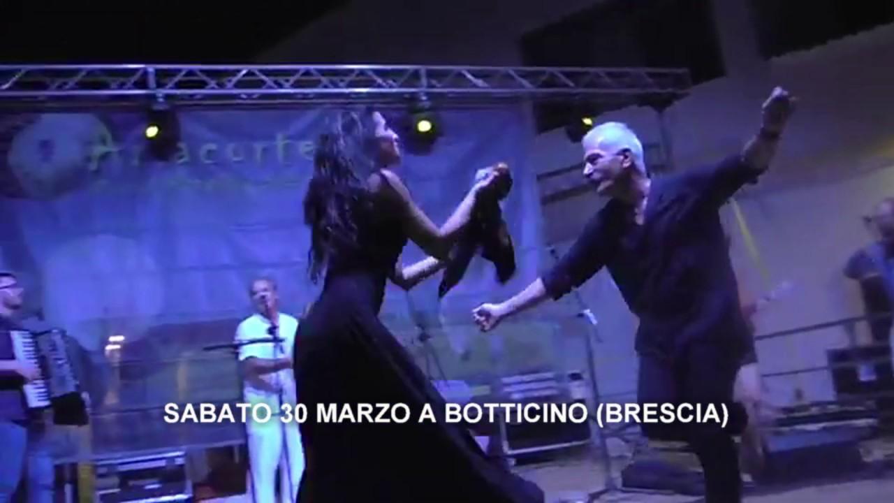 Romolo Crudo e Laura Boccadamo